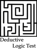 Deductive Logic Test